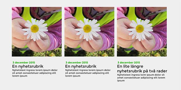 Nyheter på startsidan på nya enkoping.se